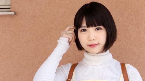 MGS動画 しろうと女子のAV初体験 おうぼガール#014 451HHH-026(横宮七海) 02