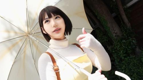 MGS動画 しろうと女子のAV初体験 おうぼガール#014 451HHH-026(横宮七海) 04