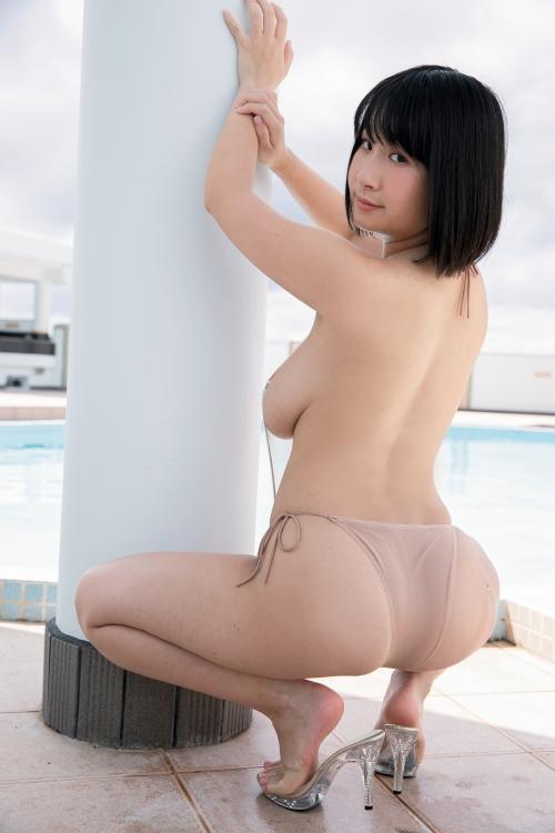桐山瑠衣 グラビアアイドル ビキニの水着 58