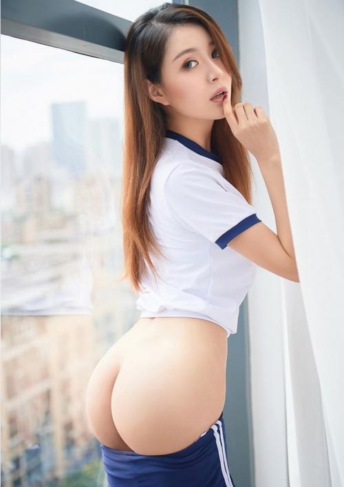 体操服 ブルマ コスプレ エロ画像 16