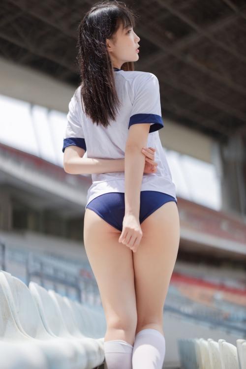 体操服 ブルマ コスプレ エロ画像 22