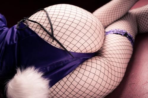 バニーガール Bunnygirl Cosplay 05