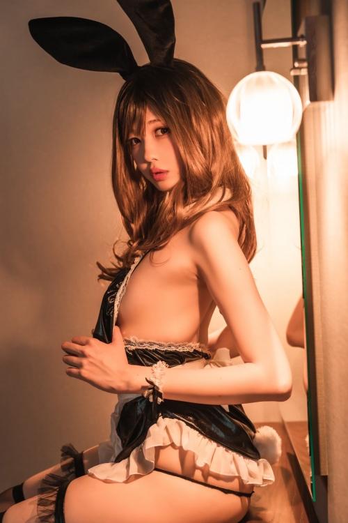 バニーガール Bunnygirl Cosplay 18