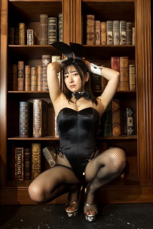 バニーガール Bunnygirl Cosplay 24
