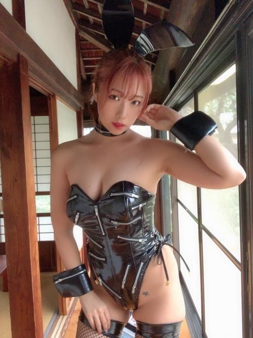 バニーガール Bunnygirl Cosplay 39
