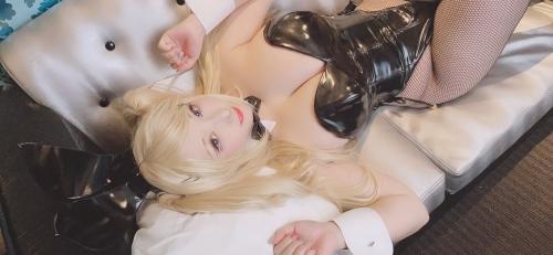 バニーガール Bunnygirl Cosplay 76