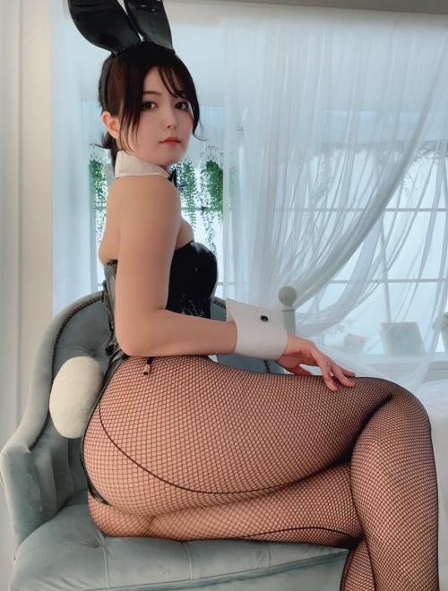 バニーガール Bunnygirl Cosplay 93