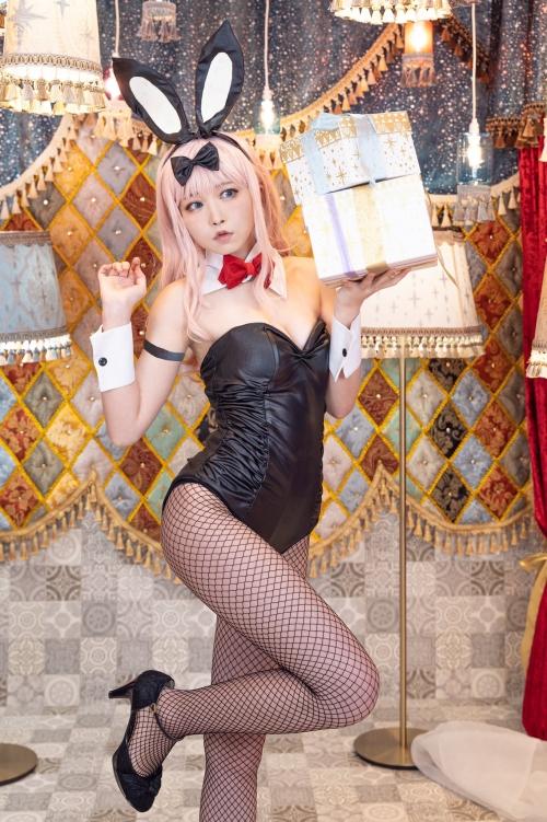 バニーガール Bunnygirl Cosplay 40