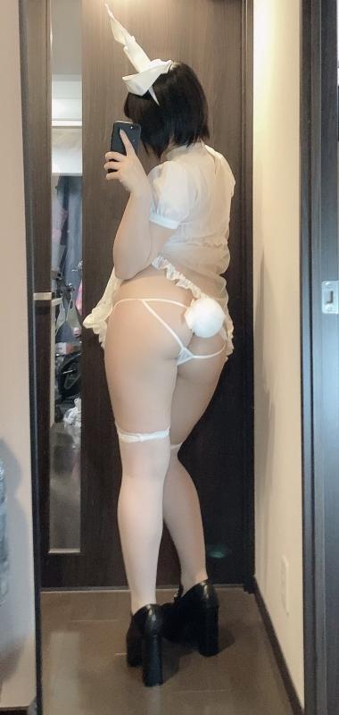 バニーガール Bunnygirl Cosplay 53