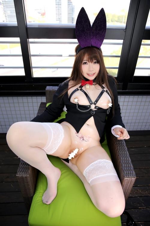 バニーガール Bunnygirl Cosplay 60