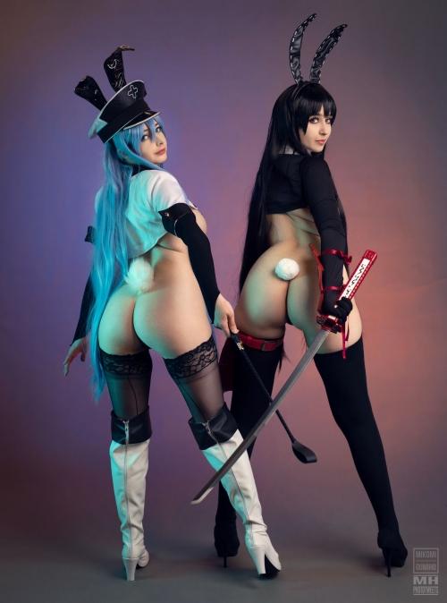 バニーガール Bunnygirl Cosplay 06