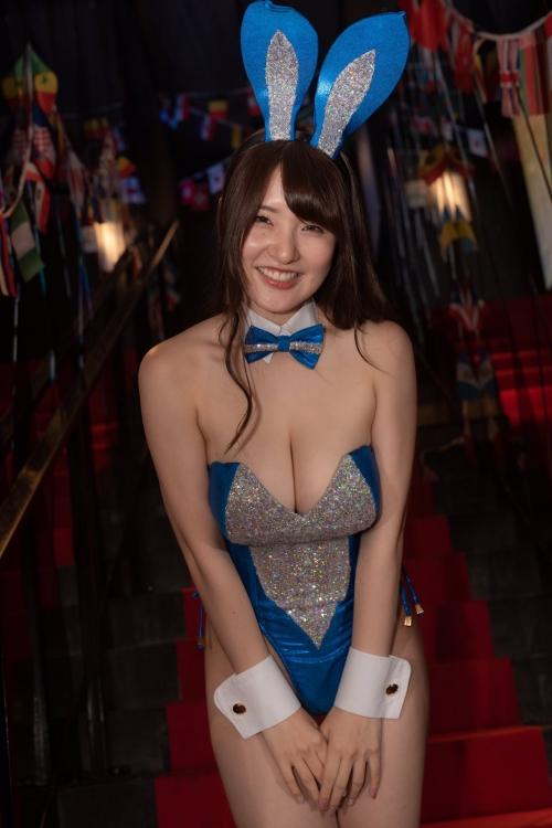 バニーガール Bunnygirl Cosplay 16