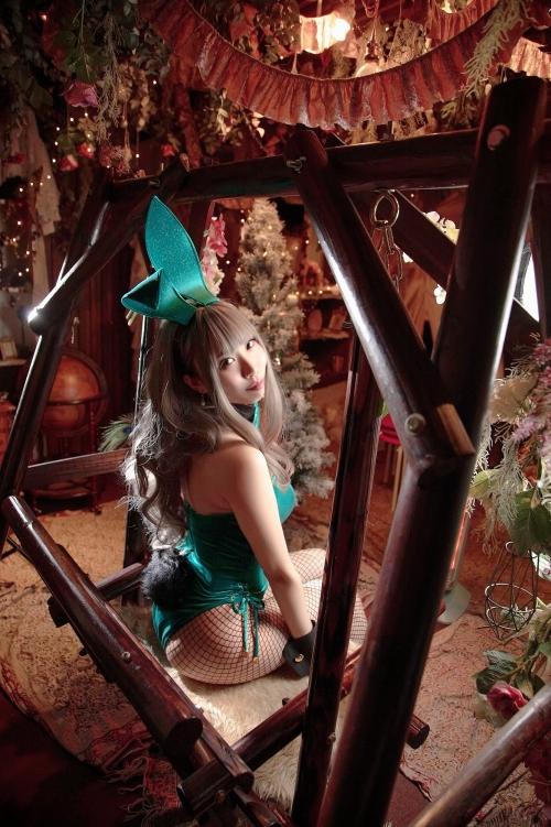 バニーガール Bunnygirl Cosplay 25