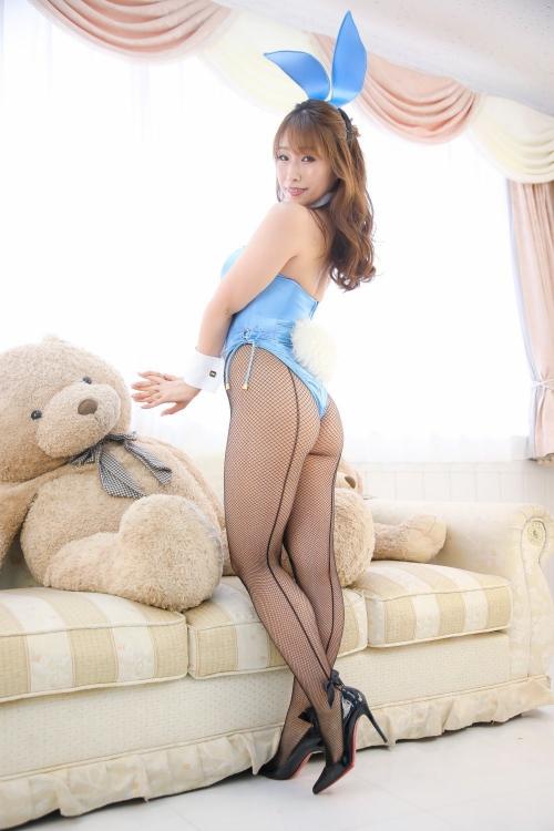 バニーガール Bunnygirl Cosplay 61