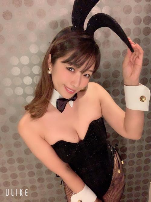バニーガール Bunnygirl Cosplay 64