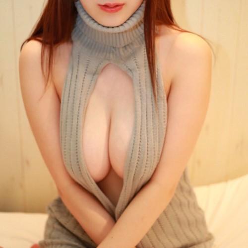 「童貞を殺すセーター」 やはり巨乳が着ると凄いえちえちな着エロ画像 Vol.3
