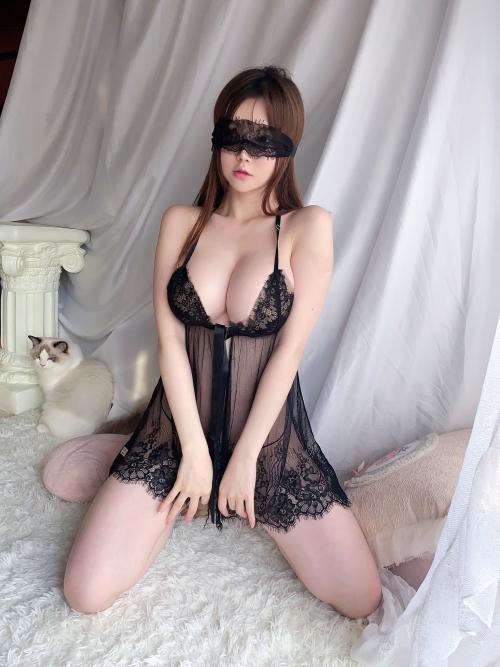 魅惑のセクシーランジェリー エロ画像 47