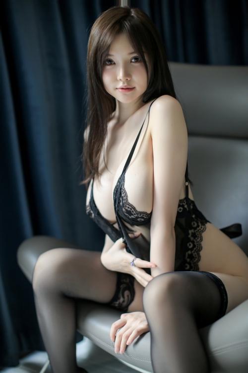 魅惑のセクシーランジェリー エロ画像 50