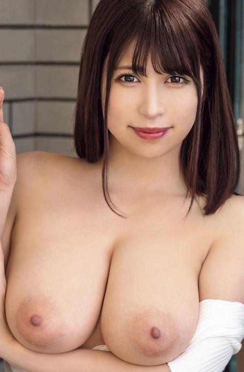 AV女優 舐めて吸いたくなるエロい乳首のおっぱい 95