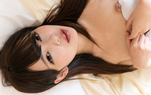 AV女優 舐めて吸いたくなるエロい乳首のおっぱい エロ画像 41