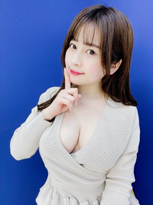 AV女優 おっぱいの谷間 エロ画像 04
