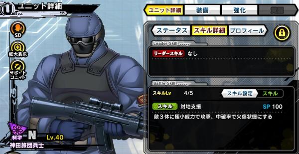 神田旅団兵士