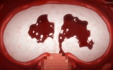「うう‥ぐうぅぅ‥」子宮直撃の杭打ちピストンでザーメン漬けにされる褐色エルフ!