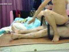 女性の為の騎乗位補助椅子♪