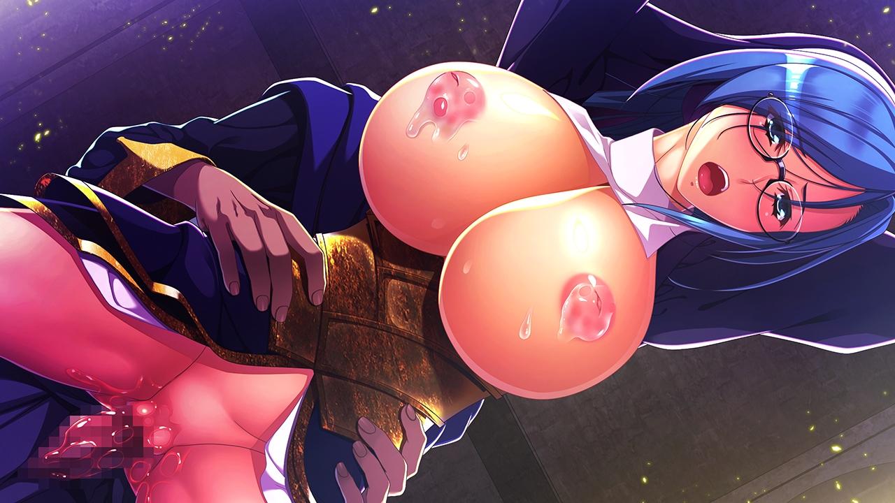 巨乳ファンタジー4 ~修道士アストル~HCG・エロ画像