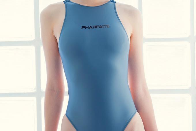 エッチじゃないはずなのにエッチな競泳水着エロ画像