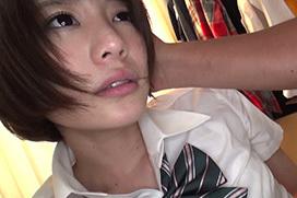 鈴村あいり 美少女の尻でシコシコ。画像×50