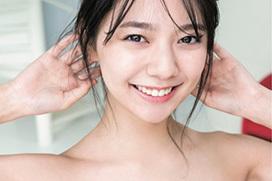 元Seventeen専属モデル美少女 川津明日香、9頭身の抜群スタイルをビキニで披露ww