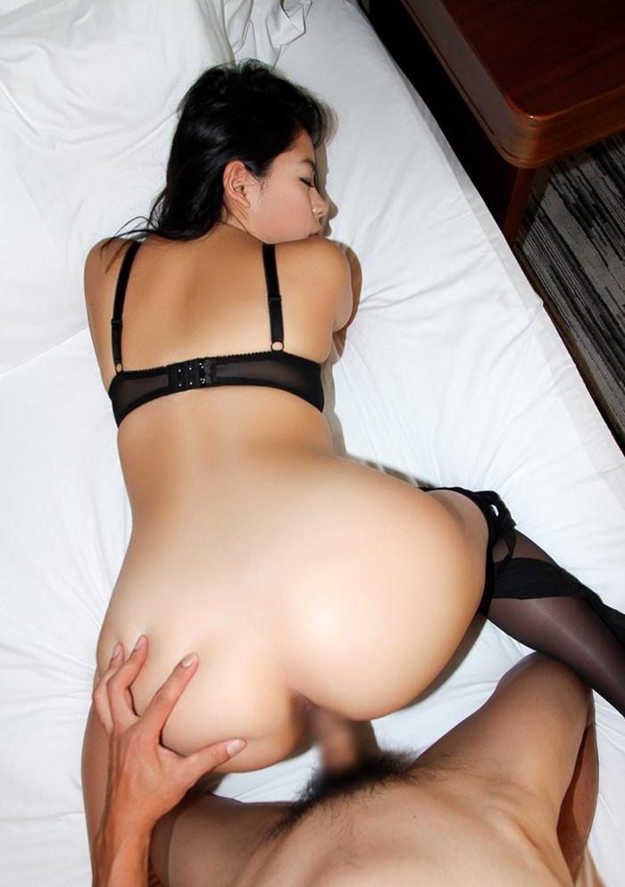 後背位 セックス 画像 8
