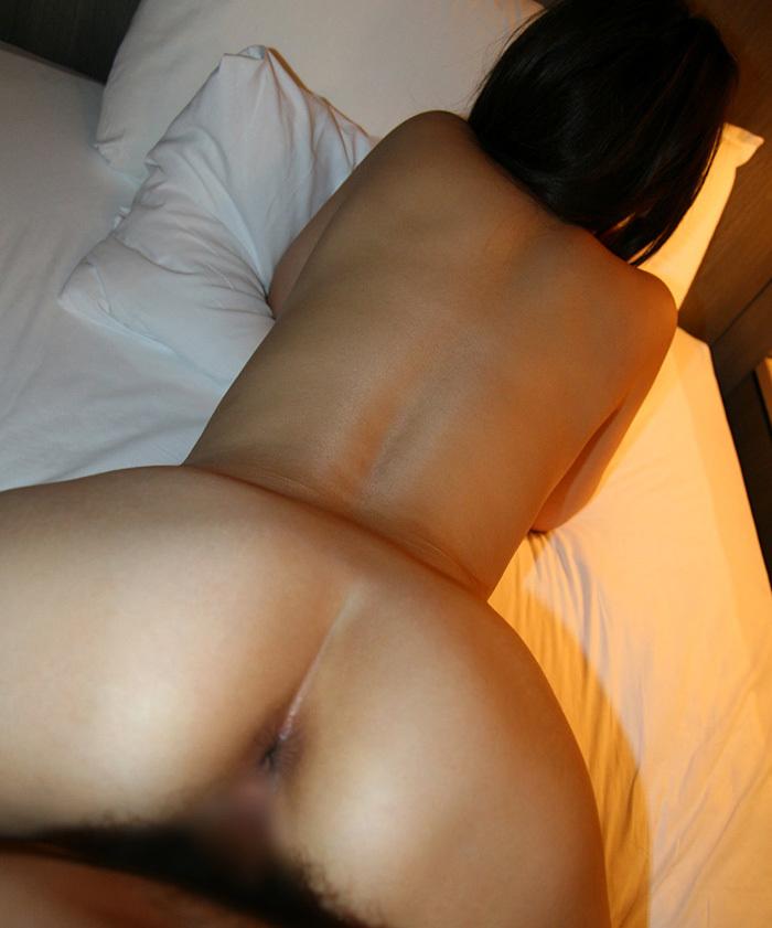 後背位 セックス 画像 91