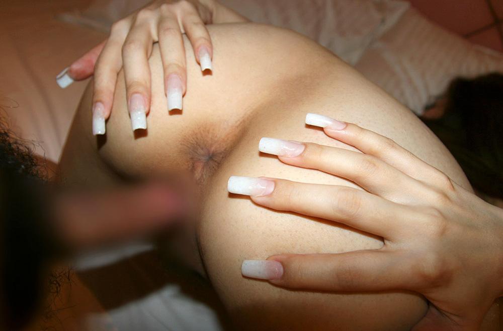後背位 セックス 画像 41