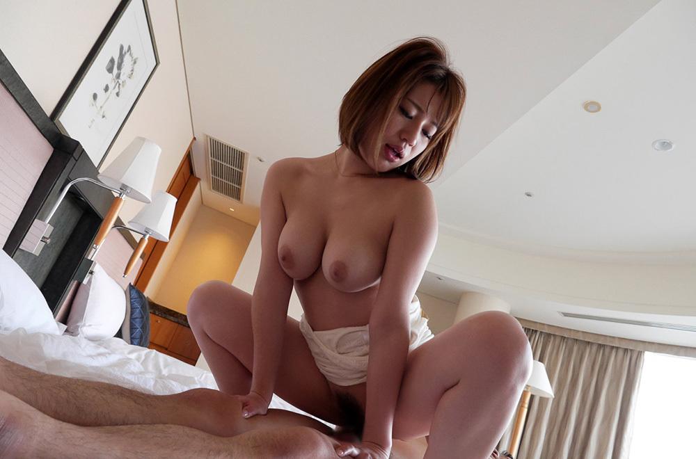 騎乗位 セックス 画像 15