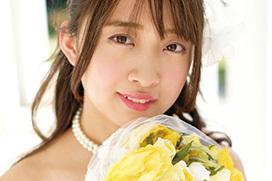SUPER☆GiRLS新リーダー渡邉幸愛(20)、セクシー過ぎるウェディング姿でおっぱいハミ出しまくりww