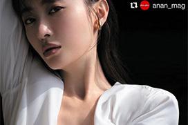 松本まりか、「anan」&写真集の未公開ショット!美白のお乳がエッチだw