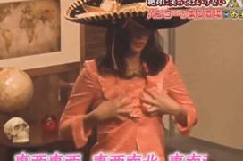 ガキ使でエロ過ぎるダンスを踊った高橋メアリージュンのエロキャプ画像(30枚)