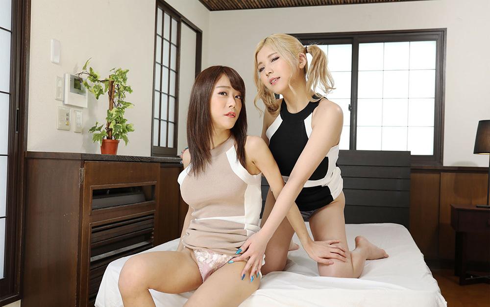 七瀬なな 柊麗奈 画像 2