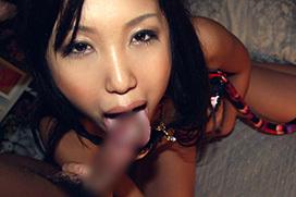 柔らかな唇で咥え込む…フェラチオ画像100枚