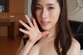 【二宮和香】音楽教師だったスレンダー巨乳美女のイキ狂いセックス