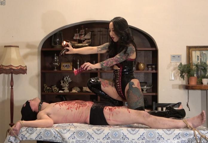 ミストレスランド 妖湖女王様 MLDO-167 貴婦人の館で人間便器にされていく男