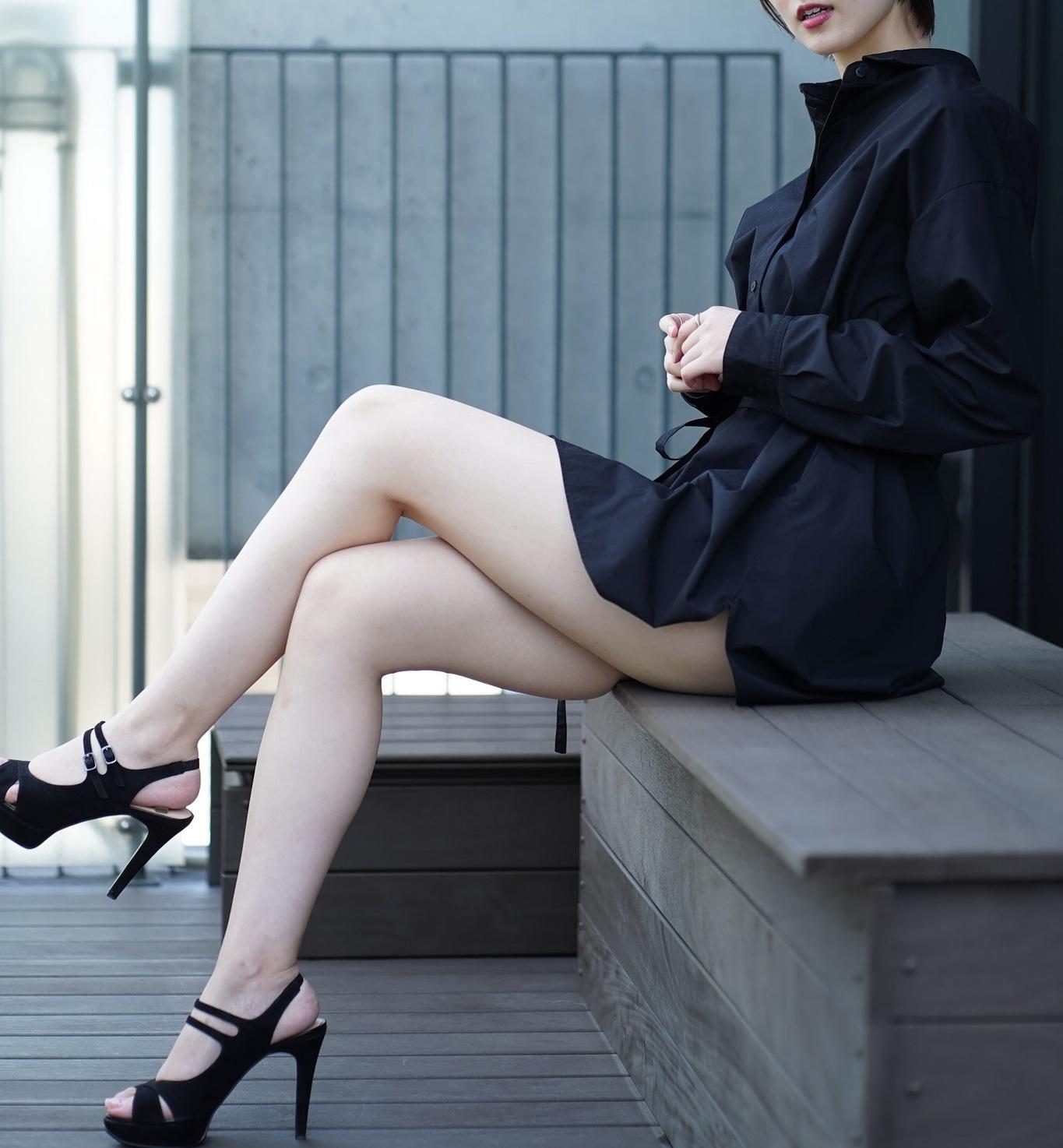 エロな脚にトキめく夏7
