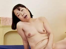 【和泉亮子】娘婿との背徳中出し性交でイキまくった義母