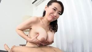 【五十路】若者のチ○ポが好きな垂れ乳巨乳のマダム