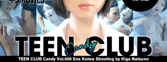 TEEN CLUB Candy 008 小岩 瑛奈