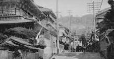 神社の門前町