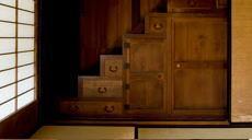 江戸・明治の箱階段