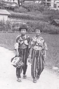 大正から昭和初期の少女たち